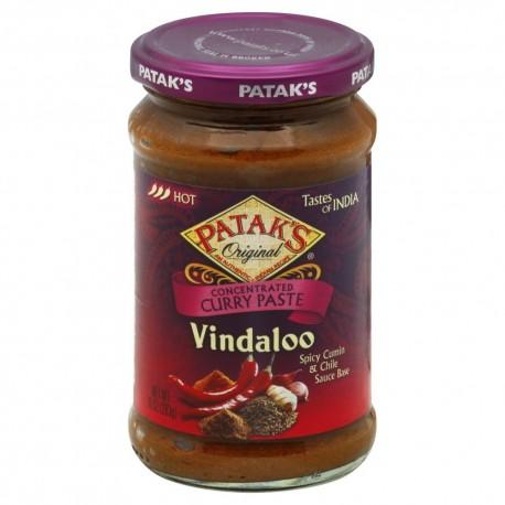 Patak's Vindaloo Curry paste, 10-Ounce