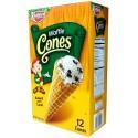 Keebler 12-Count Waffle Cones 5 Oz CONES 5oz