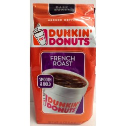 Dunkin' Donuts Dunkin' Dark Roast Ground Coffee, 11 Ounce