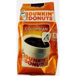 Dunkin Donuts Columbian Coffee 11oz.