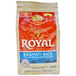 Royal Basmati Rice (10) lb
