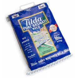 Tilda Basmati Rice, 10-Pound Bag