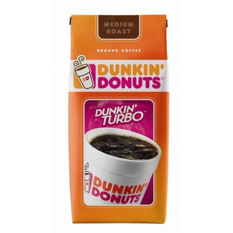 Dunkin' Donuts Dunkin' Turbo Ground Coffee, 11 oz