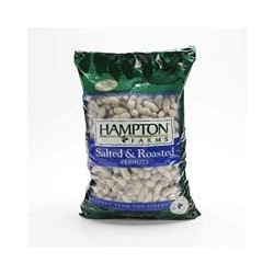 Hampton Farms Salted & Roasted In-shell Peanuts 80 Oz (5 Lbs.)