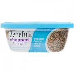 Purina Beneful Chopped Blends with Beef 10 Oz.