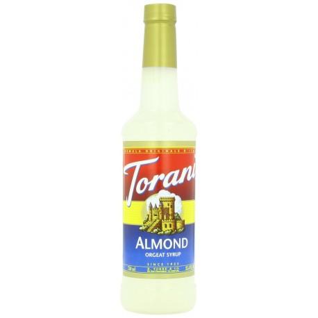 Torani Syrup, Almond, 25.4 Ounce
