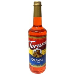Torani® Orange Dairy Friendly Syrup