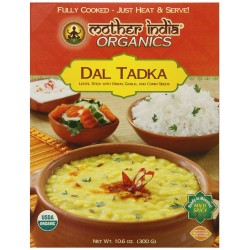 Mother India Organics Dal Tadka Og 10.6 Oz