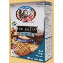 Hodgson Mill Gluten  Free  Cookie Mix  12 oz (Pack of 3)