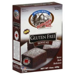 Hodgson Mill Gluten Free Brownie Mix 15 Ounce