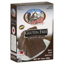 Hodgson Mill Chocolate Cake Mix Gluten Free 15 Ounce
