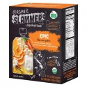 Organic Slammers Superfood Snack Epic Fruit & Yogurt Filled Pouches 3.17 oz 4 ct