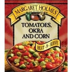 Margaret Holmes, Tomato, Okra & Corn, 14.5 Ounce