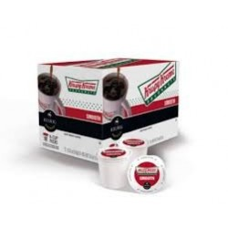 Krispy Kreme Donuts Smooth Coffee - 48 K Cup Packs