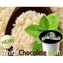 Keurig White Chocolate Mint Coffee,18 K-Cups