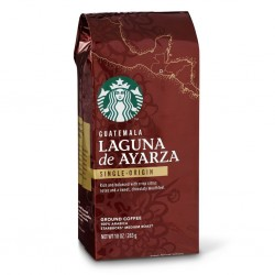 Starbucks Guatemala Laguna de Ayarza Ground Coffee 10 Oz