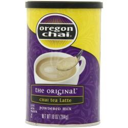 Oregon Chai Original Chai Tea Latte Powdered Mix, 10-Ounce Containers