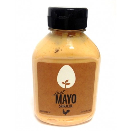 Hampton Creek Just Mayo - Sriracha - 8 oz