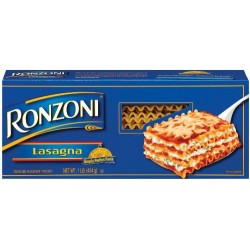 Ronzoni Lasagna, 16-Ounce