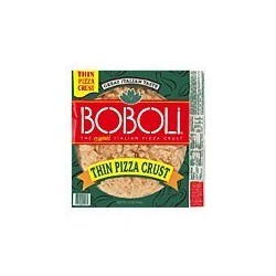 Boboli, Original Italian Thin Pizza Crust, 10 Ounce Package