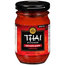 Thai Kitchen Red Curry Paste 4 Ounce