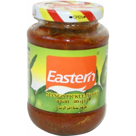 Eastern Mango Pickle in Oil