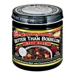 Superior Touch Better Than Bouillon Beef Base 8 Ounce