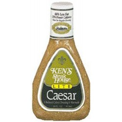 Ken's Steak House Lite Caesar Salad Dressing