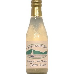 Bar Harbor, Clam Juice 8 Ounce