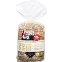 Dave's Killer Bread - White Bread Done Right - 1 Loaf - USDA Organic