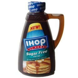 Ihop At Home Pancake Syrup Sugar Free 24 Ounce