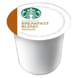 Starbucks Breakfast Blend, K-Cup Portion Pack for Keurig K-Cup Brewers, 10-Count