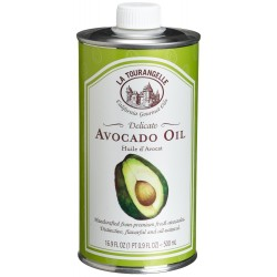 La Tourangelle Avocado Oil, 16.9-Ounce Tin
