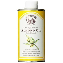 La Tourangelle Roasted Almond Oil, 16.9 Ounce