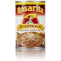 Rosarita Refried Beans, Traditional 16 Ounce Can