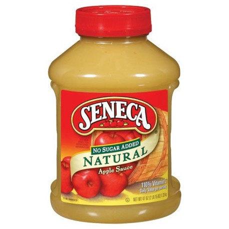 Seneca Golden Delicious Apple Sauce 47.8 oz