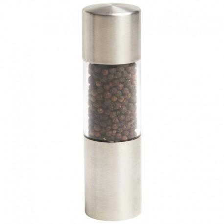 Chef's Secret® Stainless Steel Pepper or Salt Grinder