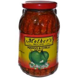 Mother's Recipe Mango & Chilli Pickle - 1.2 lbs