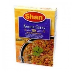 Shan Keema Curry Mix - 50 gram  (Pack)