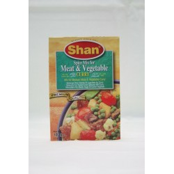 Shan Meat & Vegetable Curry Mix 3.5 Ounce