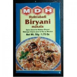 MDH hyderabadi Biryani masala  1.75 Ounce