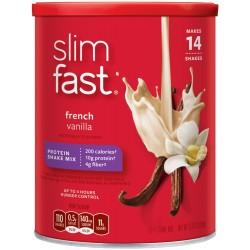 SlimFast 3-2-1 Powder, French Vanilla, 12.83 Ounce