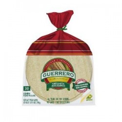 Guerrero Corn Tortillas 30 Count , 27.5 Ounce