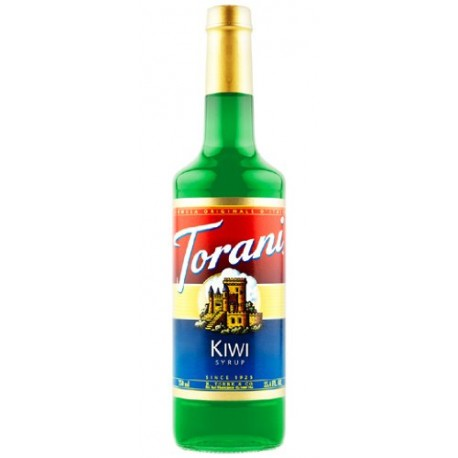 Torani Kiwi Syrup, 750 mL