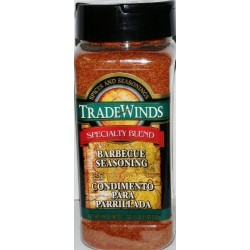Trade Winds Barbecue Seasoning 18 Ounce