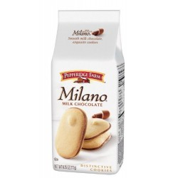Pepperidge Farms, Milk Chocolate Milano Cookies, 6.25 Ounce
