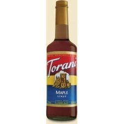 Torani Maple Syrup, 750 mL