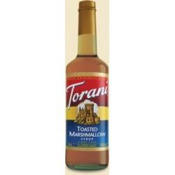 Torani Toasted Marshmallow Syrup, 750 ml