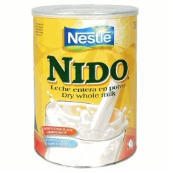 Nestle Nido Instant Milk Powder, 12.6-Ounce Tins