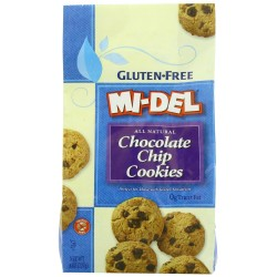 Mi-Del Gluten-Free Chocolate Chip Cookies, 8 Ounce Bag
